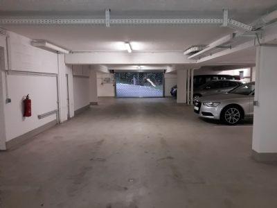 Baden-Baden Garage, Baden-Baden Stellplatz