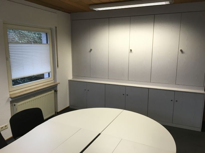 Funktionale Büroflächen im Duisburger Aussenhafen (voll möbliert)