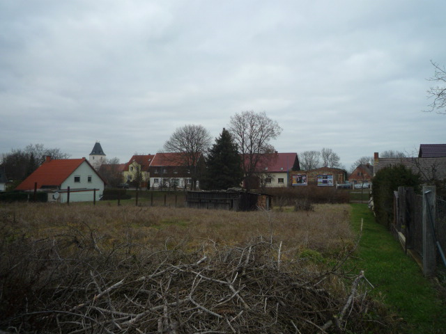 Attraktives Baugrundstück in Wallendorf Luppe