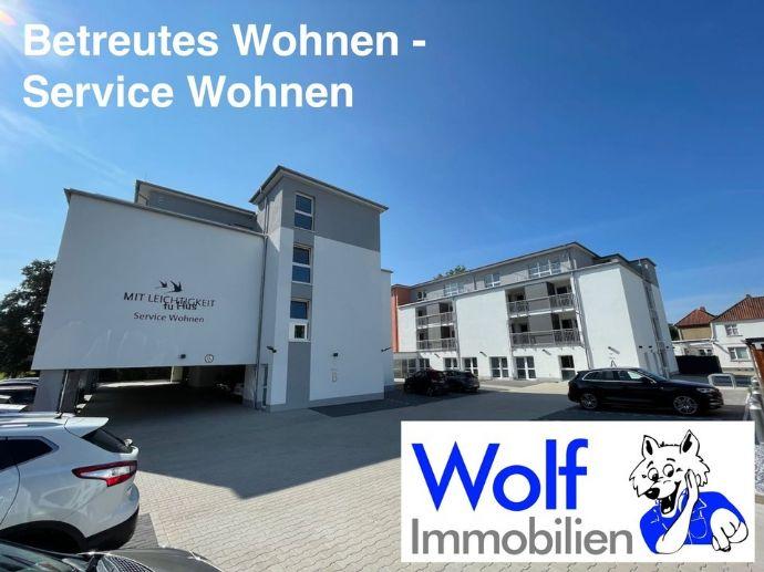 ~~ Betreutes Wohnen im Alter -- Service Wohnen -- Zentrale Lage in Bünde~~