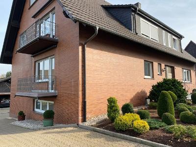 3-Zimmer-Wohnung in Buisdorf mit Balkon!