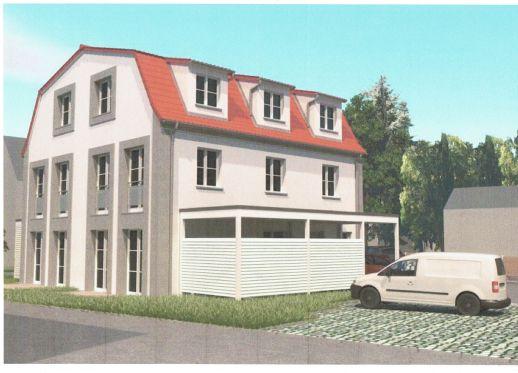 Neubau eines Doppelhauses in Rosdorf