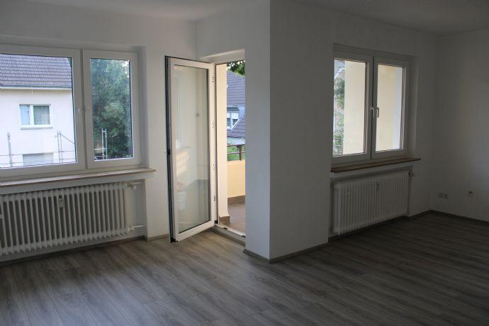 2-Zimmer-Wohnung im 1. Stock mit 55 m² Wfl.