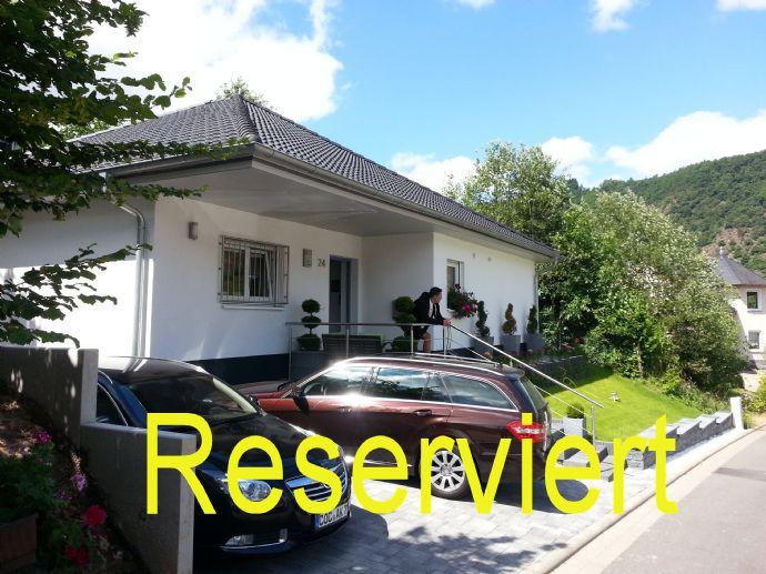 Nähe Krankenhaus: Schicker Bungalow in Cochem-Cond. Großzügiges Wohnambiente
