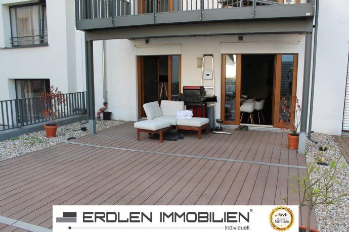 Moderne 2-Zimmerwohnung  Große Süd-West-Terrasse  Zentrale Lage  EBK