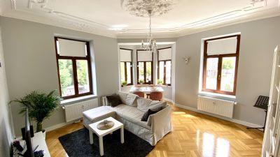Stilvolle 2-Zimmer Wohnung in Leipzig-Reudnitz