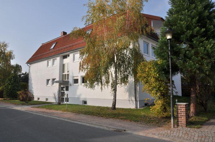 Sehr schöne 1 Raumwohnung mit großem Balkon in Coswig!
