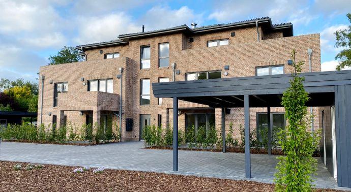 Hochwertige Wohnung im EG im Zentrum von Ostrhauderfehn zu vermieten