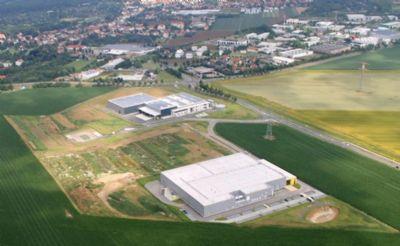 Zwenkau Halle, Zwenkau Hallenfläche