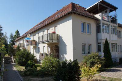 +++2-Raum DG-Wohnung mit Balkon zur Eigennutzung+++