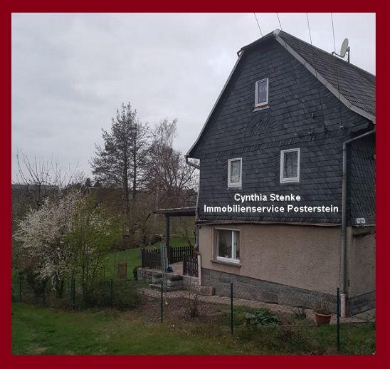 Einfamilienhaus auf dem Lande (Altenburger Land in der Nähe der sächsischen Grenze)