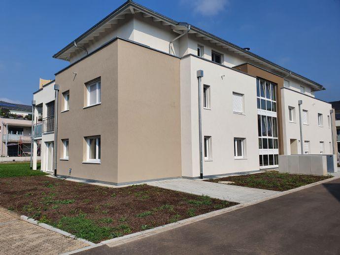 Erstbezug: Luxuriöse barrierefreie 3,5 Zimmer EG mit großem Gartenanteil