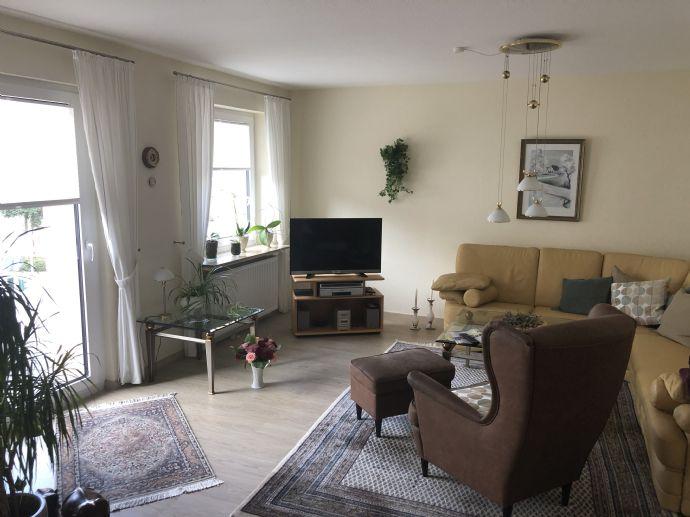 Neuwertige Wohnung mit Dachterrasse in Bremerhaven - Geestemünde