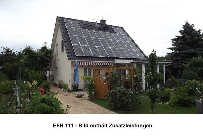 Bezahlbar Wohnen - Massivhaus in Biesenthal!