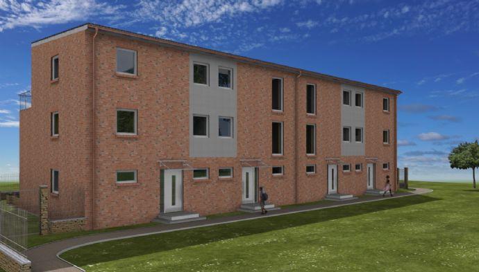 1 Stadthaus mit 4 Wohneinheiten mit Best - Ausstattung in toller Lage von Norderstedt (Brookweg 18).