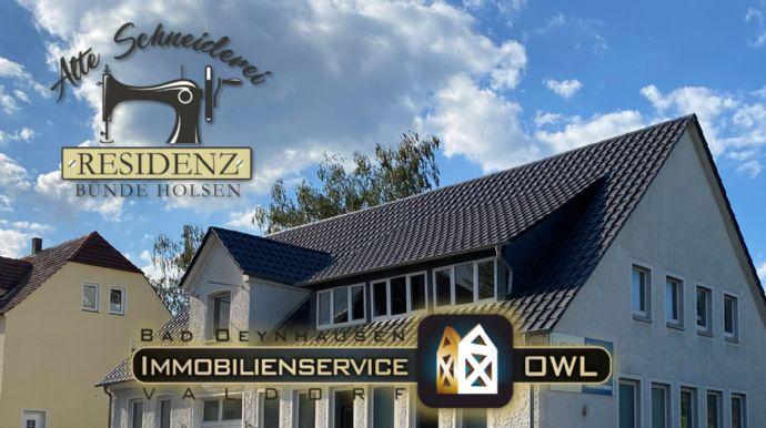 ::: Kapitalanlage o. Selbernutzen: 4 kernsanierte Premium Altbau-Wohnungen in Bünde Holsen :::