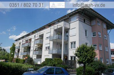 sonnige 2-Zimmer-Wohnung im 2.OG mit zwei Balkonen