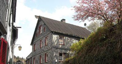 Urlaub in der Altstadt von Monschau - Ferienwohnung