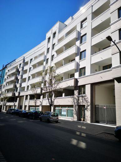 Neubau-Erstbezug! schicke, helle 3-Zimmerwohnung mit 2 Balkonen