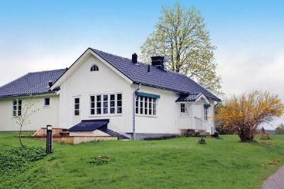 Ferienhaus in Åsbro Unterkunft