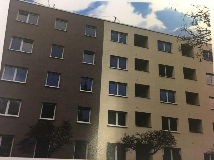 2 Zimmer-Wohnung in Stadtzentrum