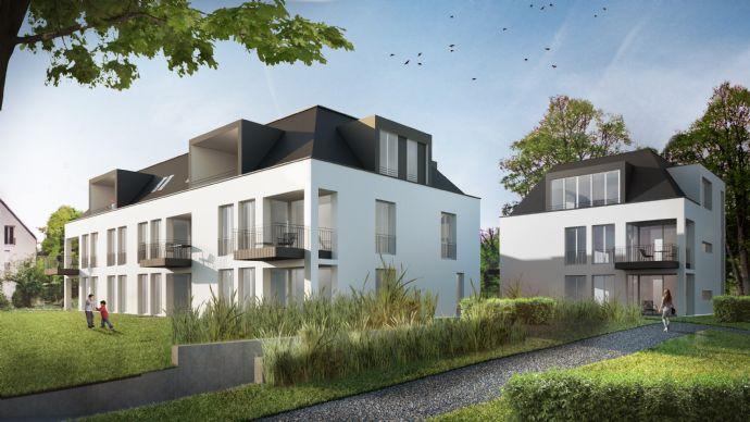 Exklusive 3-Zimmerwohnung mit Seesicht  Konstanz Musikerviertel  Erstbezug