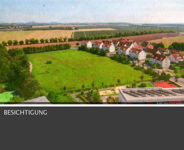 Bauträgerfrei mit Blick zur Sächsischen Schweiz