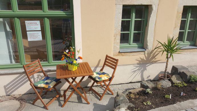 Gemütliche 2-Raum Wohnung in der schönen Altstadt von Stolpen