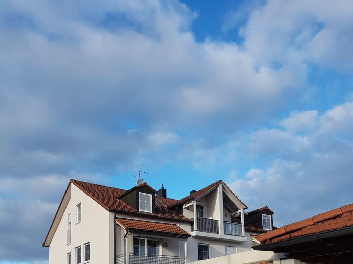 Schöne 2-Zimmer-Dachgeschosswohnung