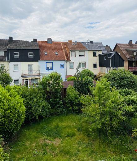 Erstbezug nach Sanierung: ansprechende 2-Zimmer-Erdgeschosswohnung mit eigenem Garten in Goldgrube