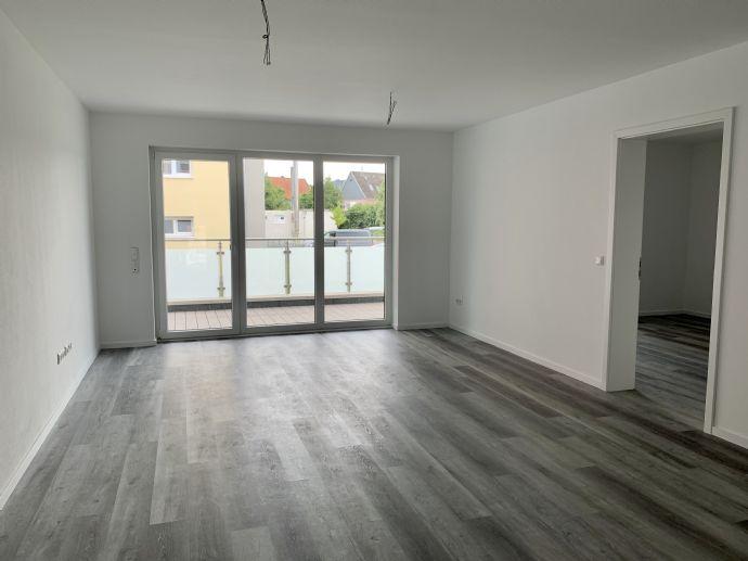ERSTBEZUG // Moderne 2-Zimmer-Wohnung mit 74 qm in Neubaugebiet