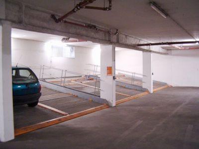 Burscheid Garage, Burscheid Stellplatz