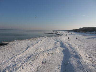 Winterspaß im Ostseebad Trassenheide -Ferienwohnung- Entspannen und Geniessen am Küstenwald