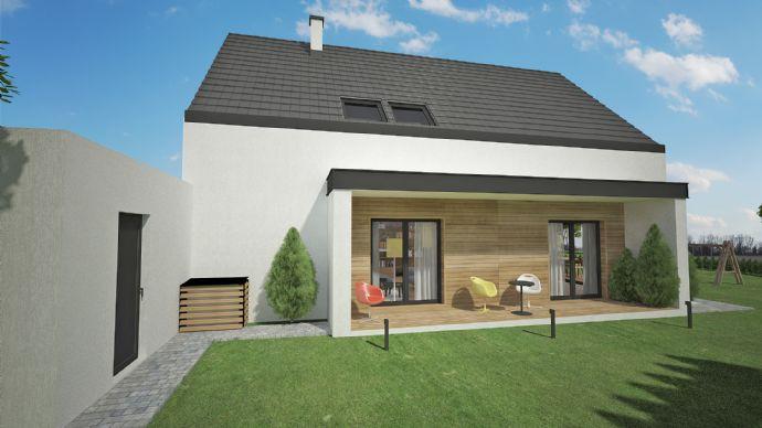 Tolles EFM-Haus Nähe Altmühlsee, KfW 55 - kurz vor Fertigstellung- koml. bezugsf. u. hochw. EFM-Haus in OT von Gunzenhausen,