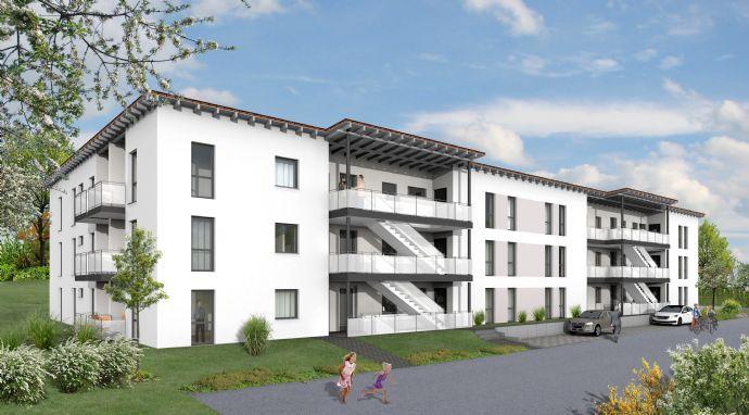 Neubauprojekt in Burgbernheim - Wohnung 03 -