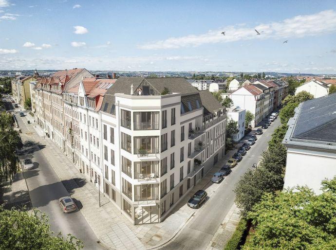 energieeffizienter Neubau / Balkon / Fußbodenheizung / Lift / Stellplatz