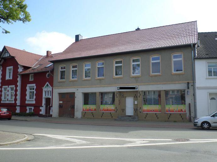 Wohn - und Geschäftshaus in Kalbe/ Milde