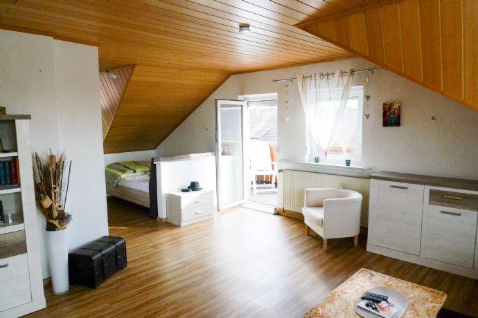Schöne Dachgeschosswohnung in Rötz