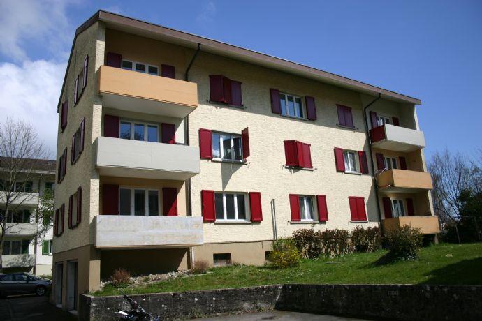 In Kreuzlingen günstige 3,5-Raum-Wohnung angrenzend an Konstanzer Altstadt, Lago und Seenähe