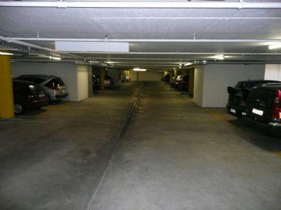 Pfäffikon SZ Garage, Pfäffikon SZ Stellplatz