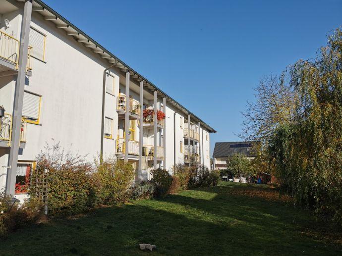 1,5-Zimmer-Wohnung im betreutem Wohnen Rednitzgarten
