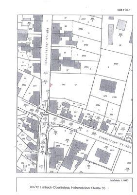 Innenstadtgrundstück In Limbach