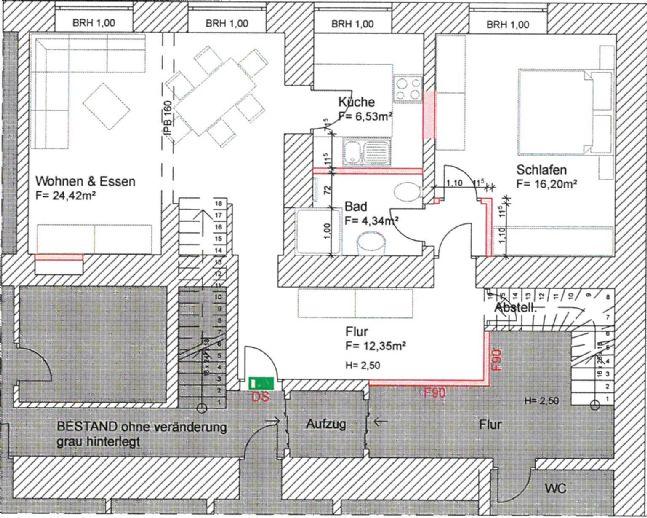 Hochwertige Mietwohnung in zentraler Innenstadtlage