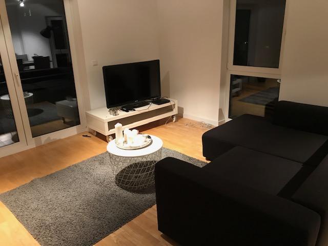 Helle 2-Zimmer-Wohnung in Frankfurt am Main Sachsenhausen ab sofort verfügbar