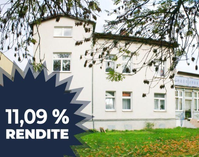 Mehrfamilienhaus zur Kapitalanlage in Zeitz