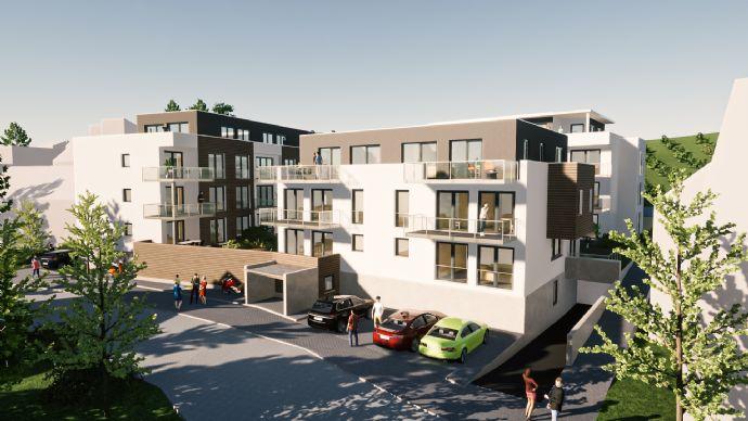 4- Zimmer mit Terrasse und
