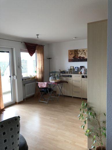 5. ZKB Wohnung, 3. Etage, 2 Balkone, Dillingen City, hell u freundlich, neu renoviert, ab sofort
