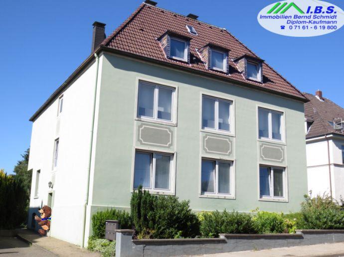 Prima Anlage: 6-Fam.-Wohnhaus auf großem Grundstück (zwischen Bochum und Essen)