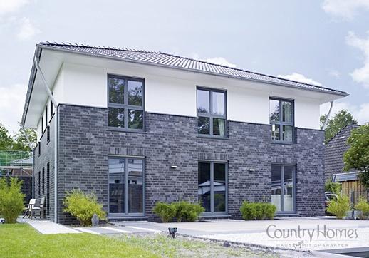 GRUNDSTÜCK & KOMPLETT BEZUGSFERTIGE Doppelhaushälfte als Stadthaus-VILLA ***KfW 55 Effizienzhaus***