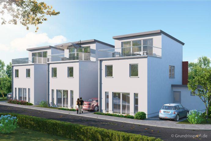 Wohnprojekt Townhäuser Friedrichsthal mit echten